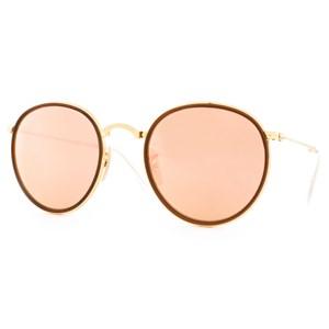 Óculos de Sol Ray Ban Round Folding/Dobrável RB3517 001/Z2-51