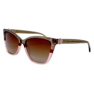 Óculos de Sol Sabrina Sato Polarizado SS465 C2-55