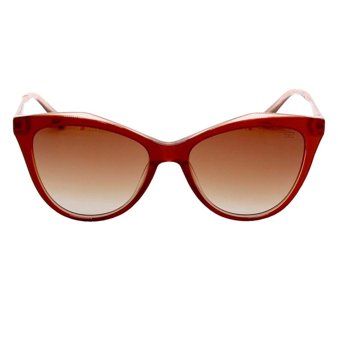 Óculos de Sol Sabrina Sato Polarizado SS470 C3-55