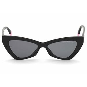 Óculos de Sol Victoria's Secret Geometric Cat Eye VS0022 01A-55