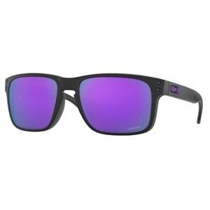 Oculos Oakley Holbrook Mate Black Prizm Violet OO9102L K6-55