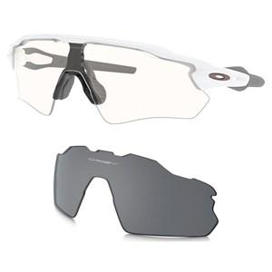 Óculos Oakley Radar Ev Path W. Clear + Lente Black Iridium