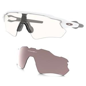 Óculos Oakley Radar Ev Path W. Clear + Prizm Grey Polarized